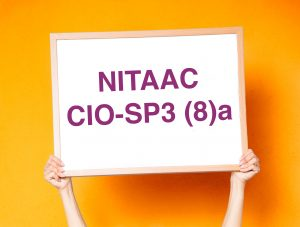 Sparksot awarded NITAAC CIO-SP3 (8)a